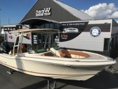 Chris Craft 26 Calypso Sportboot