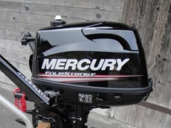 Mercury F6MLH Outboard