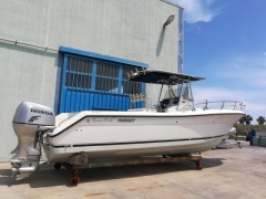 Pursuit 2870 Center Console Barca da Pesca
