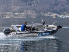 Buster M1 Fishing Pro Fishing Boat
