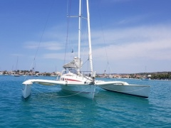 Quorning Dragonfly 920e Trimaran