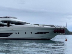 Dominator 780 FLY - REFIT 2018 - 4 KABINEN Flybridge