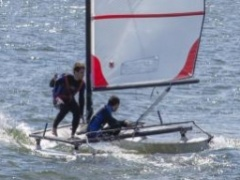 Hobie Cat 14 Catamarano