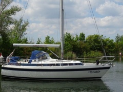 Compromis 909 Sailing Yacht