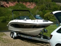 Sea Ray 21 SPX Bowrider