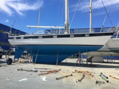 Hallberg-Rassy HR49 Sloop Keelboat