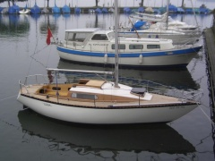 West 750  1/4 Tonner Keelboat