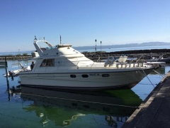 Marine Projects Princess 35 Pilothouse Boat
