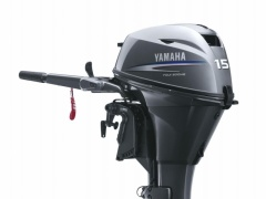 Yamaha F15CEPL Outboard