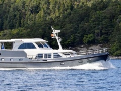 Linssen GS 500 WH Traineira