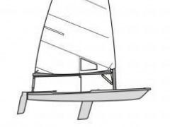 Laser Performance Sailcraft Laser Dinghi