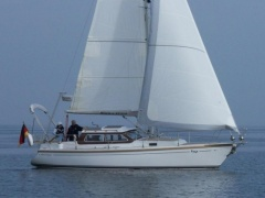 Sirius 32 DS for two Sailing Yacht