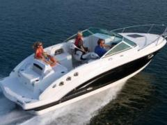 Chaparral 225 SSI FINAL EDITION Cuddy Cabin