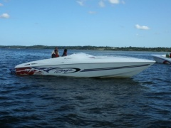 Baja Outlaw 29 Offshore Boat