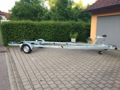 Harbeck B1000M ECO Einachser