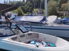Bayliner VR 4 - Edition mit Wakeboardtower Wakeboard/ Sci d'Acqua