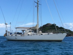 Formosa Peterson 46 Sailing Yacht