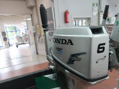 Honda BF6 Classic Outboard