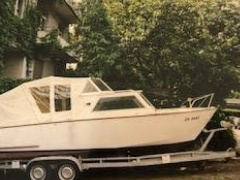 Seray SRV Sundancer 245 Pilothouse Boat