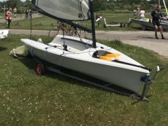 RS Sailing Vareo Jolle