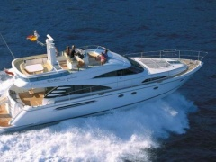 Fairline 58 Squadron Flybridge Yacht