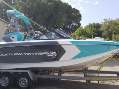 Correct Craft SUPER AIR NAUTIQUE G21 MY2019 Bateau de sport