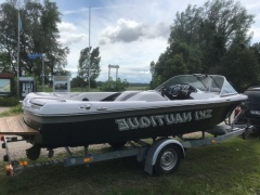 Correct Craft Ski Nautique 196 Limited Wakeboard / Wasserski