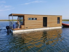 HT Houseboats HT4+ Mermaid Edition House Boat