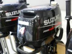 Suzuki DF4AS (NEU) Fuoribordo