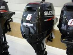 Suzuki DF8AS (NEU) Hors-bord