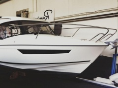 Parker 750 CC Cabine Cruiser Pilothouse