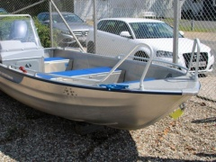 Linder 445 Max Working Boat