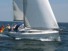 Bavaria 37-2 Racing boat