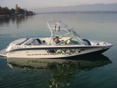 Correct Craft Super Air Nautique 210-2009 Wakeboard/ Sci d'Acqua