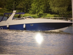 Fountain 38 Express Cruiser Motoryacht