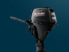 Suzuki DF 20AS Outboard