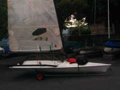 Ovington Boats RS 600 Yacht a vela