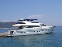 Astondoa GLX 82 Flybridge