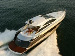 Pershing 56' Center Console Boat