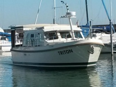Linssen 33,9 Sedan Trawler