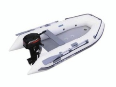 Quicksilver 270 Airdeck Gommone