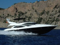 Sunseeker Manhattan 64 Flybridge