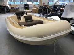 Williams 325 JET RIB Barca Sportiva