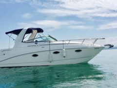Rinker 260 Pilothouse