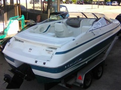 Chris Craft 21 BR Bowrider