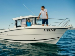 Parker P800 PH Pilothouse Pilothaus