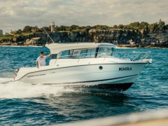 Parker 800 WE Weekend Pilothouse