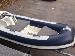 Williams 385M Jet RIB Festrumpfschlauchboot