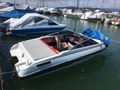 Caravelle 1750 closed deck Bateau de sport