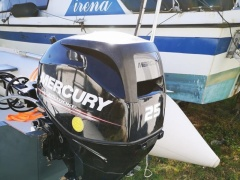 Mercury 25PS EFI Outboard